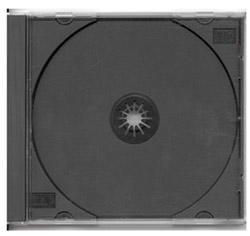 CD Jewel Cases; Black, Clear, Double and Quad Jewel Cases