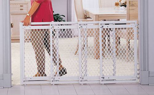 Superieur SUPER FEET BIG LARGE EXTRA WIDE 2 3 4 5 FOOT PLASTIC BABY/DOG/PET SAFETY  GATE V